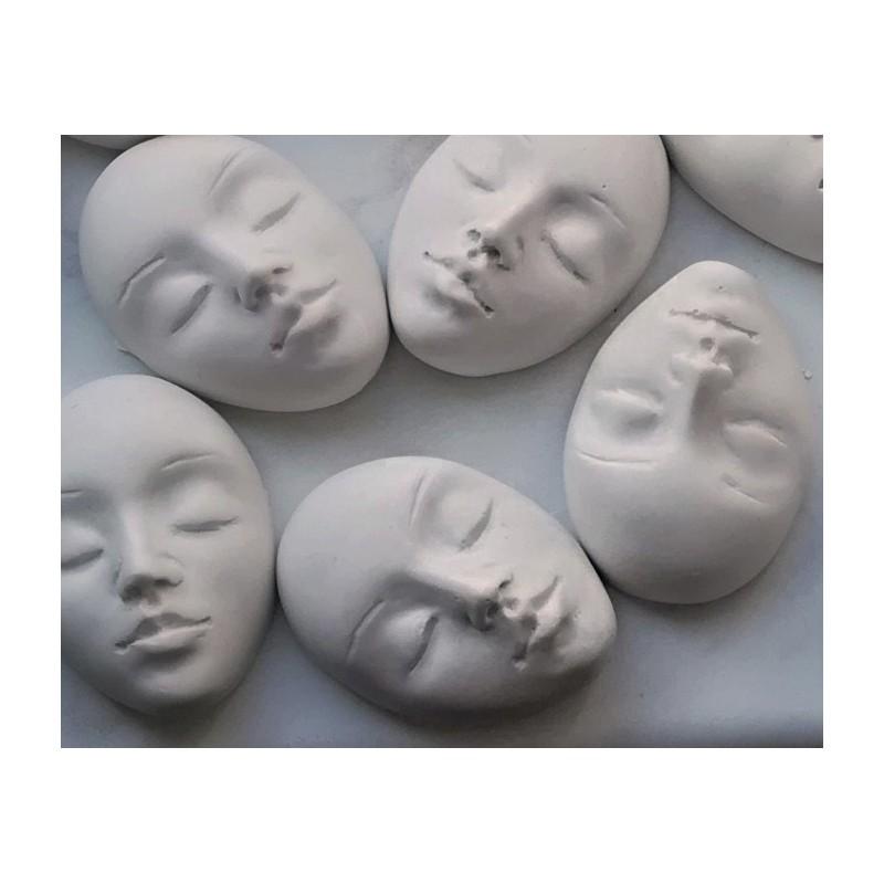 Maska gipsowa A002