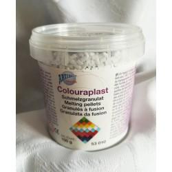 Granulat colouraplast - biały 100g