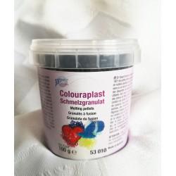Granulat colouraplast - czarny 100g
