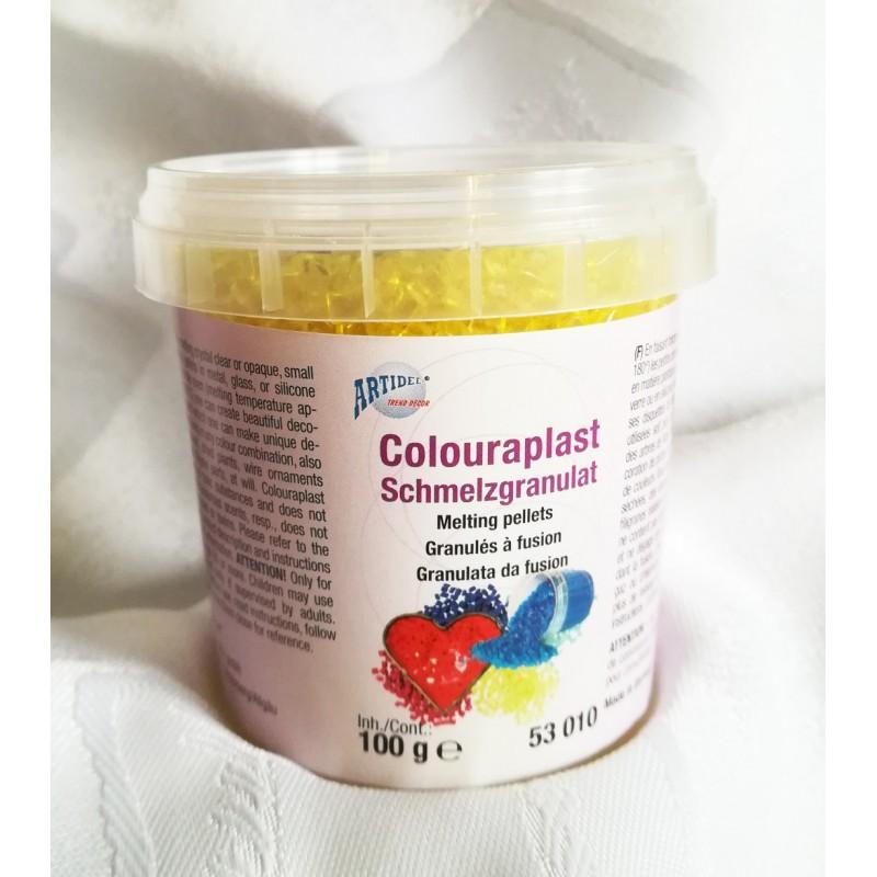 Granulat colouraplast - cytrynowy100g