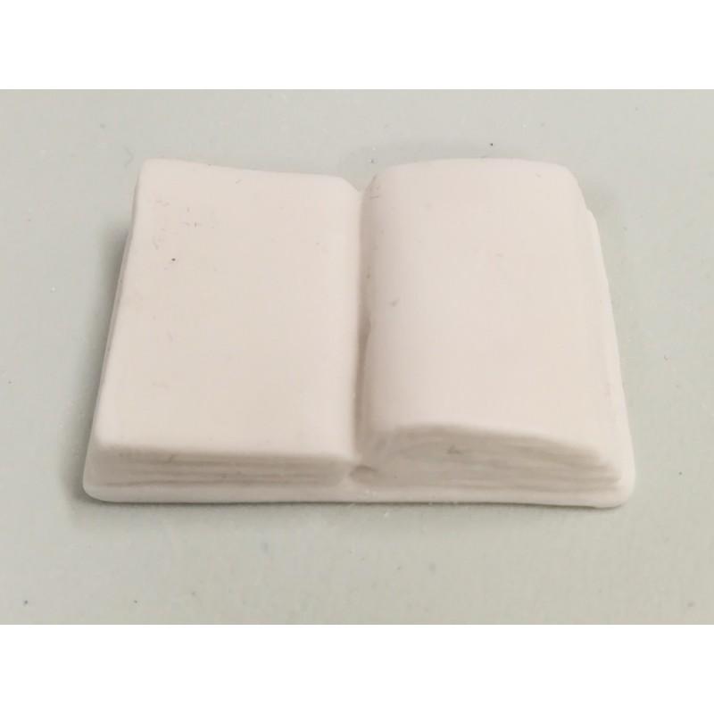 Książka - odlew z masy ceramicznej
