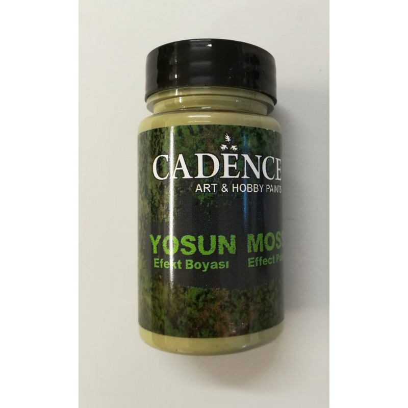 Pasta efekt mchu - light green - 90 ml