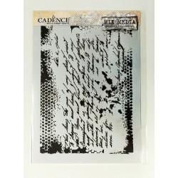 Szablon Cadence CASZ4-001, A4