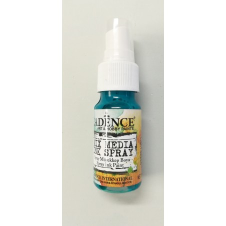 Tusz Spray Cadence niebieski 25 ml