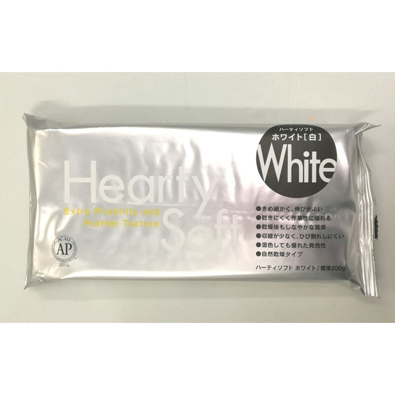 Masa Hearty Soft biała, 200g