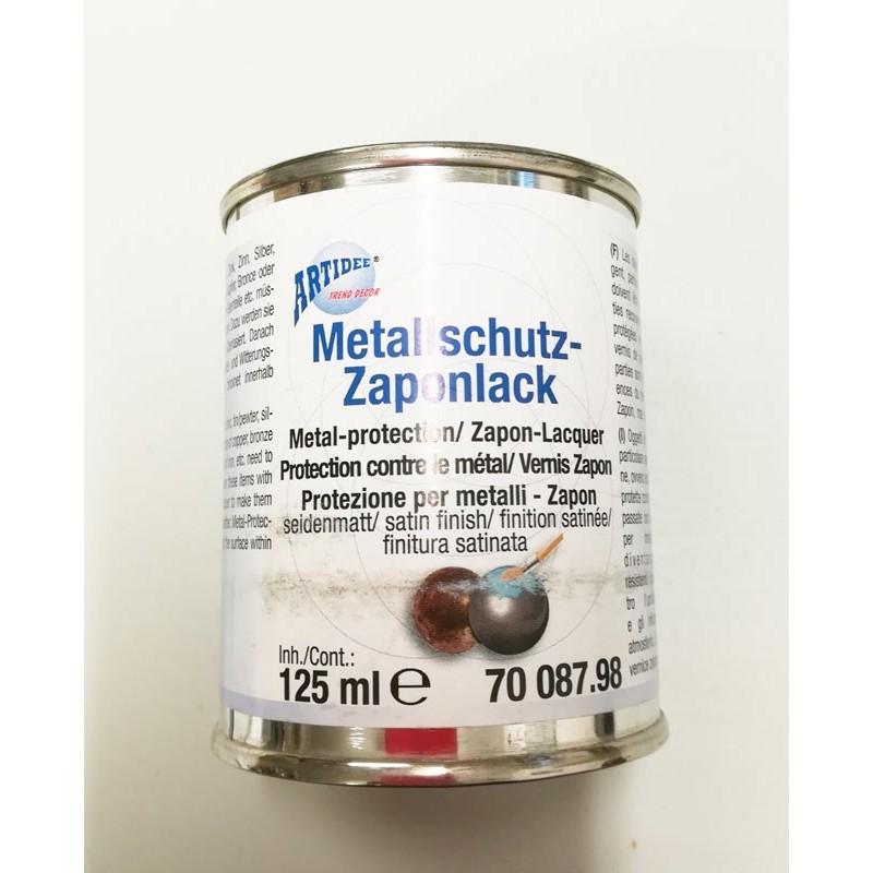Lakier zabezpieczający powierzchnie metaliczne 125 ml