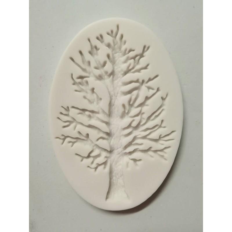 Foremka silikonowa - drzewko