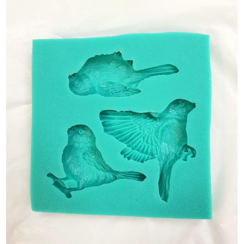 Ptaki 3 szt