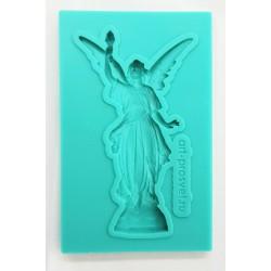 Anioł ze światłem