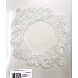 Forma plastikowa- ramka okrągła
