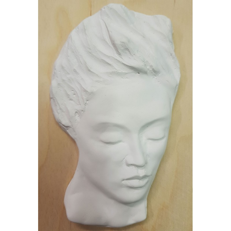 Kobieca twarz 1