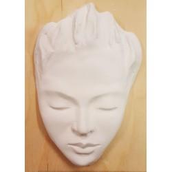 Kobieca twarz 3