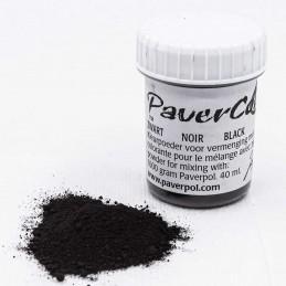 Pigment Pavercolor czarny...