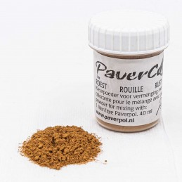 Pigment Pavercolor rdza 40 ml