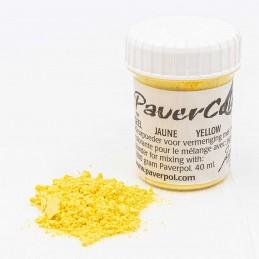 Pigment Pavercolor żółty 40 ml