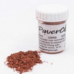 Pigment Pavercolor miedź 30 ml