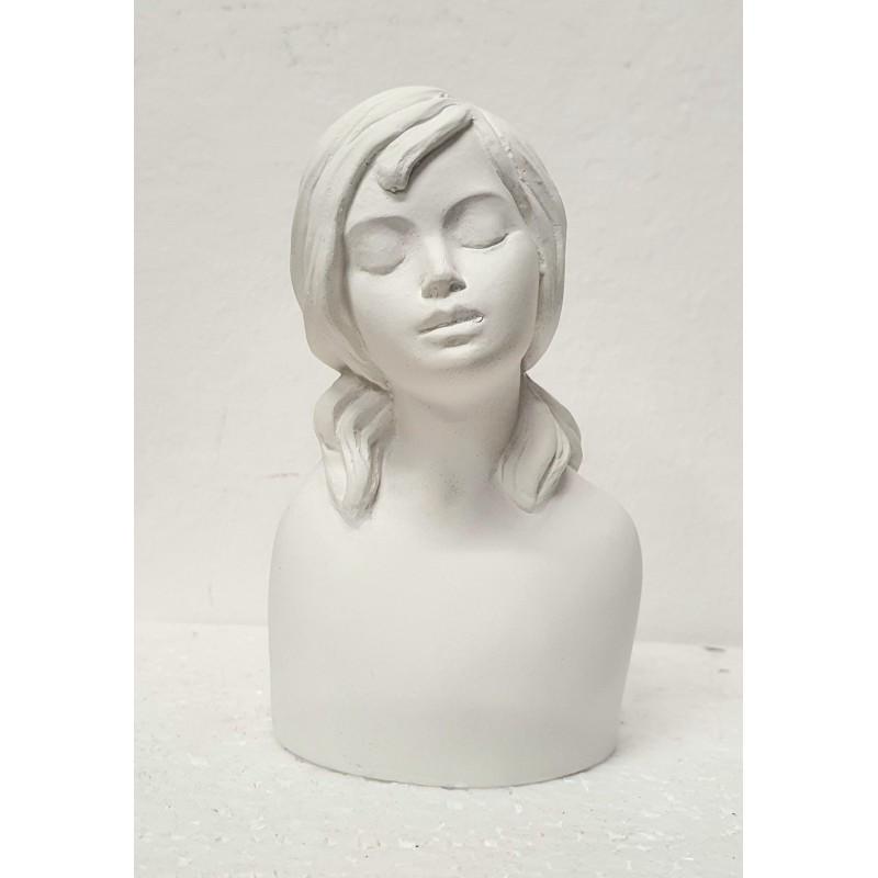 Popiersie gipsowe kobieta Artesania 4189