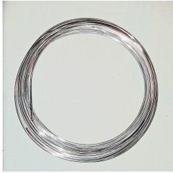 Drut florystyczny , kolor srebrny
